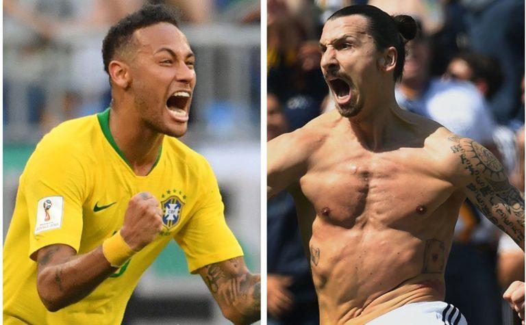 d98e1f90ad Neymar na Copa e Ibrahimovic na MLS (Emmanuel Dunand – 2.jul.18 AFP